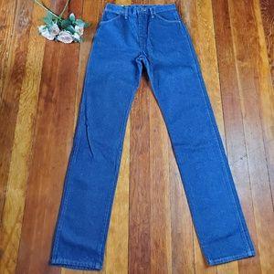 Wrangler Vintage NWT Cowboy Cut Jeans Slim Fit